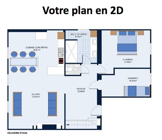 Dessiner Plan Maison Service Rapide Et Efficace Avec Plan It All