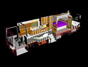 plan de vente 3D